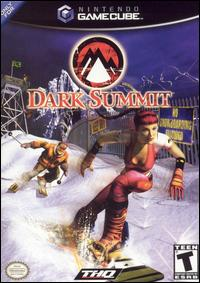 Caratula de Dark Summit para GameCube