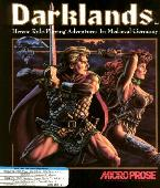 Caratula de Darklands para PC