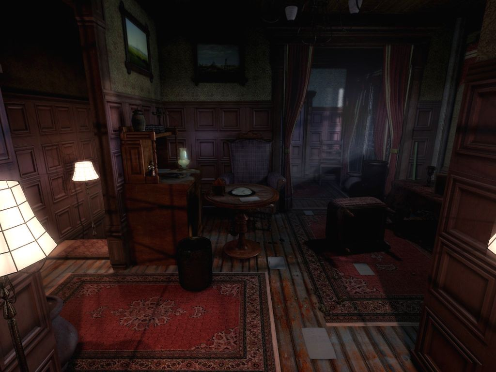 Pantallazo de Darkness Within: In Pursuit of Loath Nolder para PC