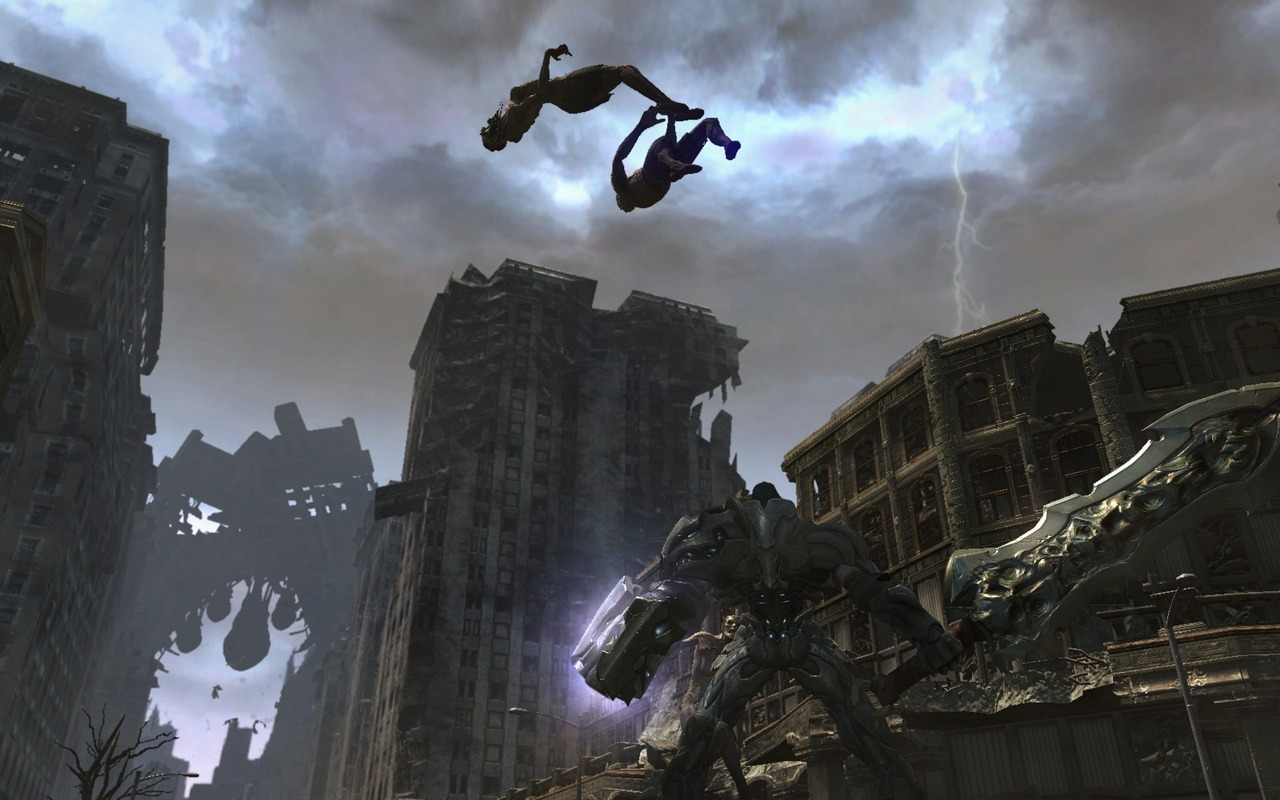 Pantallazo de Darksiders: Wrath of War para PlayStation 3