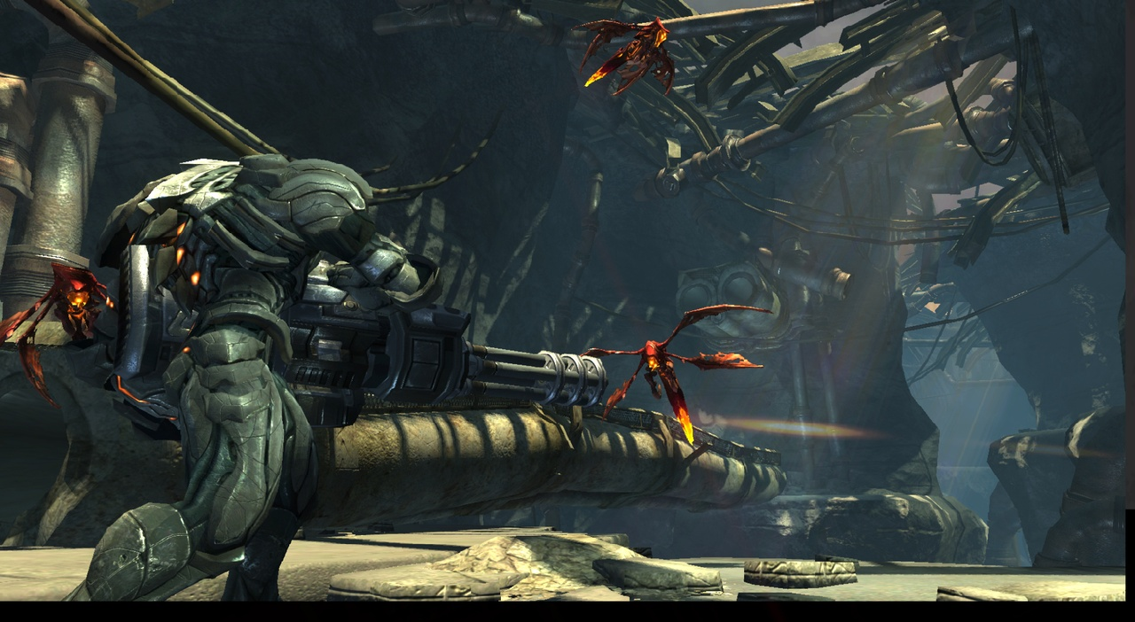 Pantallazo de Darksiders: Wrath of War para Xbox 360