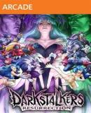 Carátula de Darkstalkers Resurrection