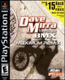 Carátula de Dave Mirra Freestyle BMX: Maximum Remix