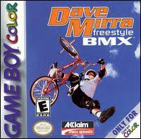 Caratula de Dave Mirra Freestyle BMX para Game Boy Color