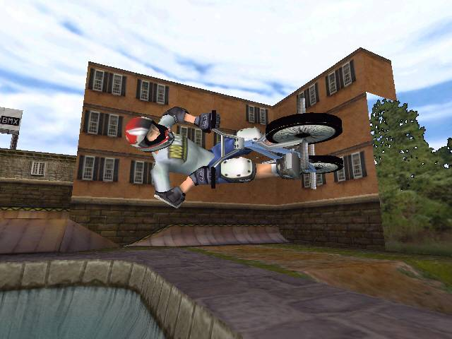 Pantallazo de Dave Mirra Freestyle BMX para PC