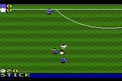 Pantallazo de David Beckham Soccer para Game Boy Color