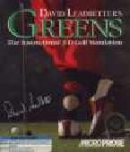 Caratula de David Leadbetter's Greens para PC