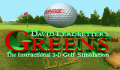 Pantallazo nº 61558 de David Leadbetter's Greens (320 x 200)