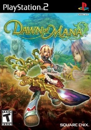 Caratula de Dawn of Mana para PlayStation 2