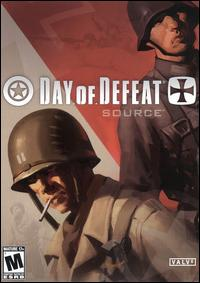Caratula de Day of Defeat: Source [Retail Box] para PC