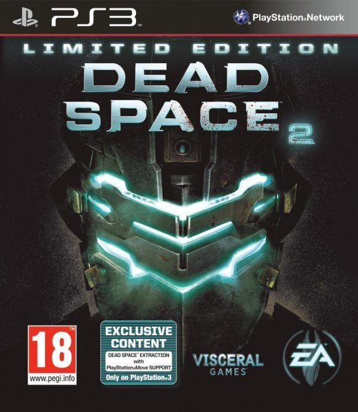 Caratula de Dead Space 2 para PlayStation 3