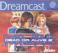 Caratula de Dead or Alive 2: Limited Edition para Dreamcast