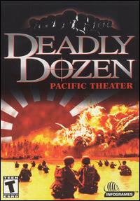 Caratula de Deadly Dozen: Pacific Theater para PC