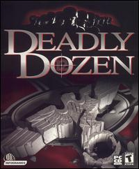 Caratula de Deadly Dozen para PC