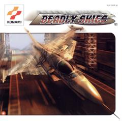 Caratula de Deadly Skies para Dreamcast