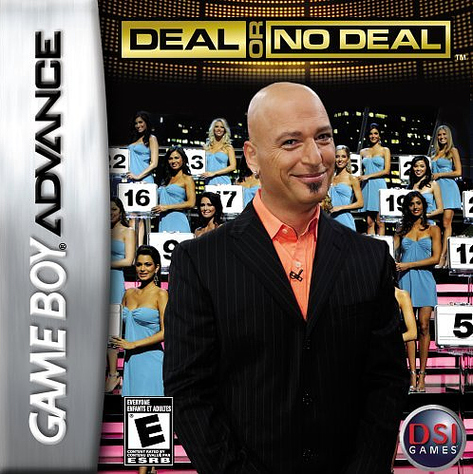 Caratula de Deal or No Deal para Game Boy Advance