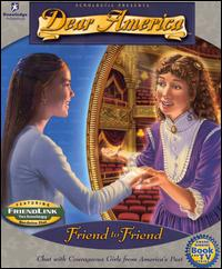 Caratula de Dear America: Friend to Friend para PC