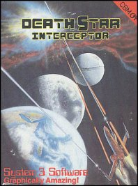 Caratula de Death Star Interceptor para Commodore 64