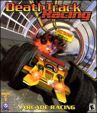 Caratula de Death Track Racing para PC