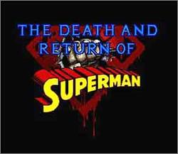 Pantallazo de Death and Return of Superman, The para Super Nintendo