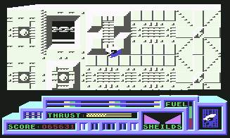 Pantallazo de Death or Glory para Commodore 64