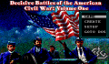Foto 1 de Decisive Battles of the American Civil War: Vol. 1