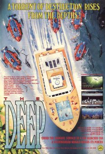 Caratula de Deep, The para Commodore 64