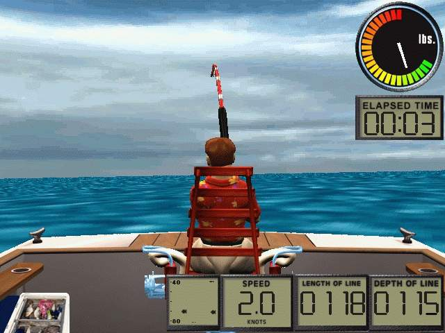 Pantallazo de Deep Sea Challenge para PC