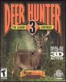 Caratula nº 55392 de Deer Hunter 3: The Legend Continues [Jewel Case] (200 x 199)
