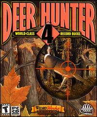 Caratula de Deer Hunter 4: World-Class Record Bucks para PC