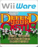 Caratula nº 124446 de Defend Your Castle (Wii Ware) (160 x 225)