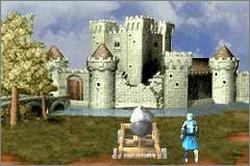Pantallazo de Defender of the Crown para Game Boy Advance