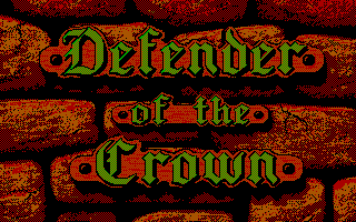Pantallazo de Defender of the Crown para PC