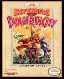 Carátula de Defenders of Dynatron City