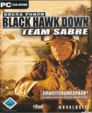 Carátula de Delta Force: Black Hawk Down -- Team Sabre