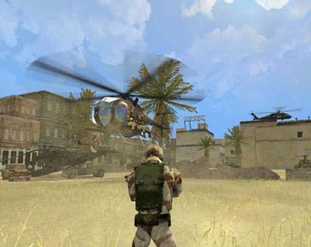 Pantallazo de Delta Force: Black Hawk Down para Xbox