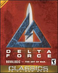Caratula de Delta Force [Classics] para PC