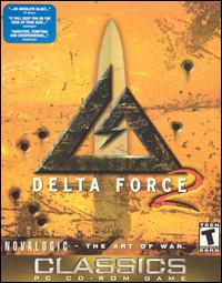 Caratula de Delta Force 2 Classics para PC