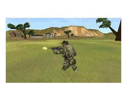Pantallazo de Delta Force 2 para PC