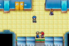 Pantallazo de DemiKids: Dark Version para Game Boy Advance