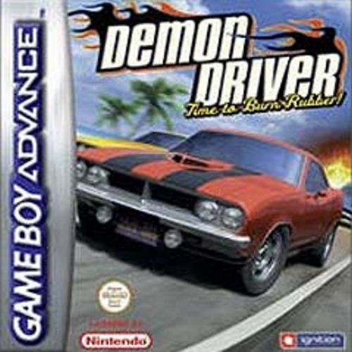 Caratula de Demon Driver para Game Boy Advance