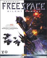 Caratula de Descent: FreeSpace -- Silent Threat para PC