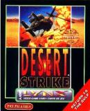 Caratula nº 11974 de Desert Strike: Return to the Gulf (186 x 219)