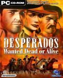 Carátula de Desperados: Wanted Dead or Alive