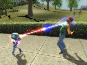 Pantallazo de Destroy All Humans! 2 para Xbox