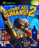 Caratula nº 107105 de Destroy All Humans! 2 (200 x 284)