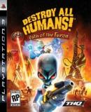 Caratula nº 130734 de Destroy All Humans! El Camino del Recto Furon (360 x 421)