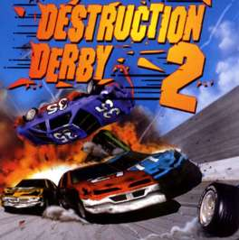 Caratula de Destruction Derby 2 para PC