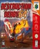 Caratula nº 33824 de Destruction Derby 64 (200 x 140)