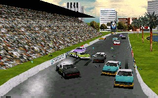 Pantallazo de Destruction Derby para PC